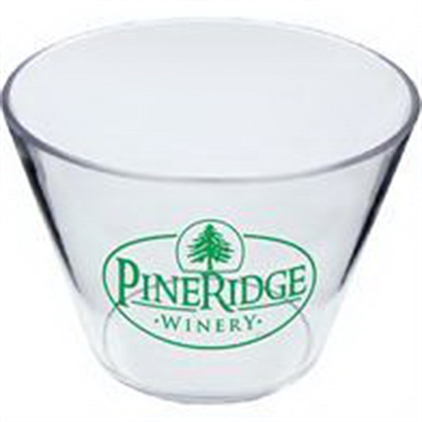 5 oz. Clear Plastic Taster Cup