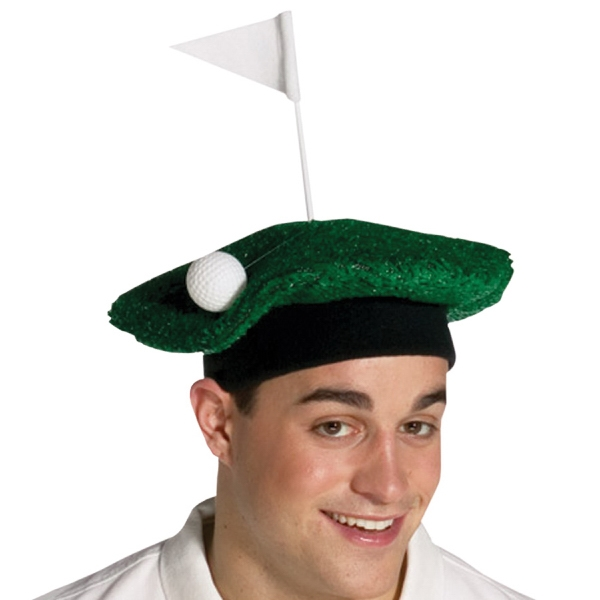 Hole in One Golf Beret