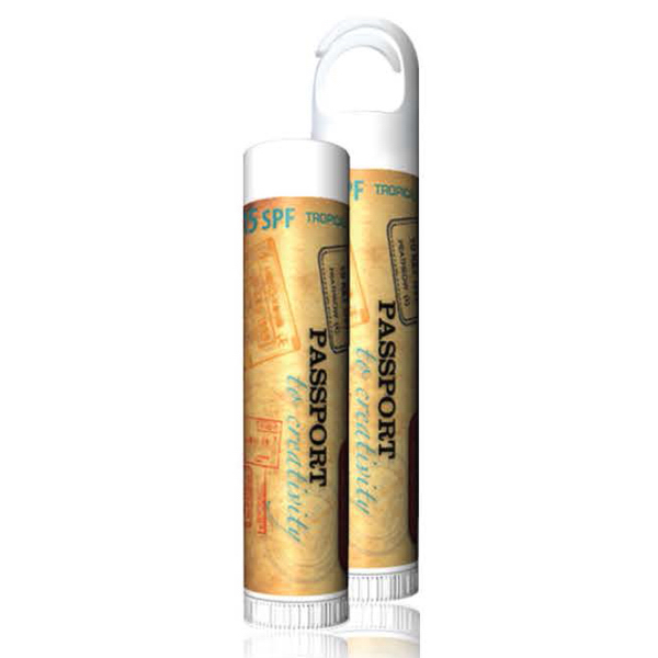 SPF 15 Lip Balm w/ Custom Label