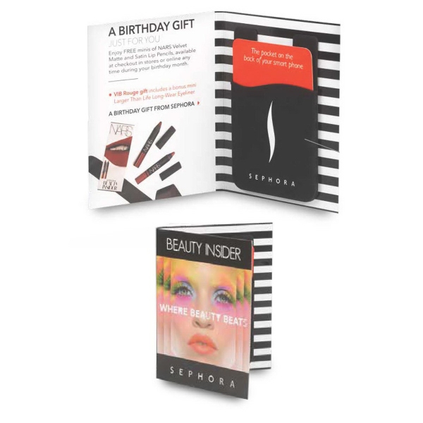 Customized Booklet Packaging