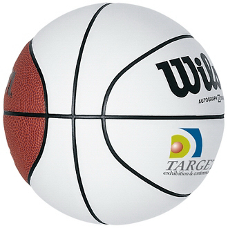 Wilson Autograph Mini Basketball