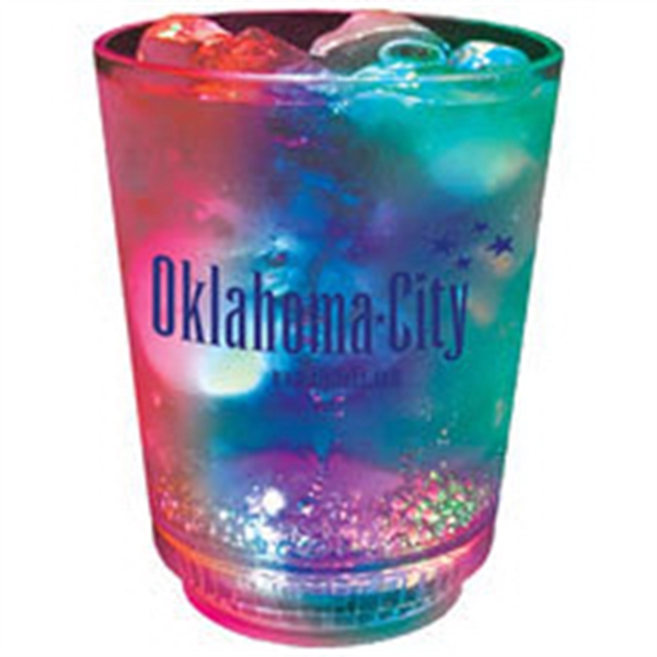 12 oz. Acrylic 3 Light Cup