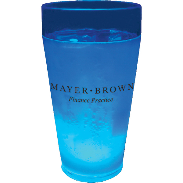 20 oz. Acrylic Light-Up Single Light Tumbler/Cup
