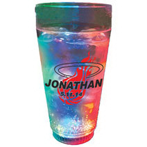 20 oz. Acrylic 3 Light, Light-Up Tumbler