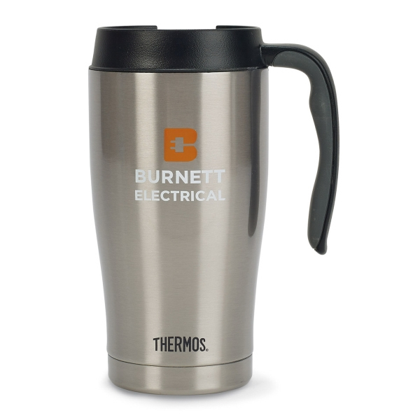 Thermos(R) Stainless Steel Travel Mug - 22 Oz.