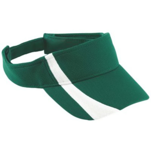 Youth Two Color Mesh Visor