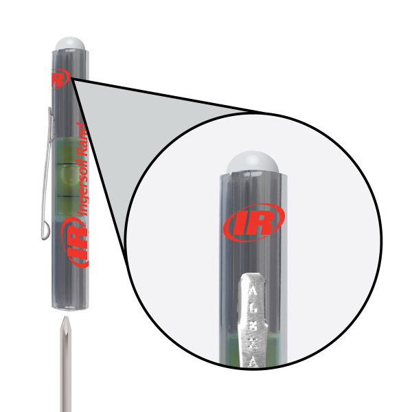 Level Rite (TM) Reversible Blade Screwdriver above the clip