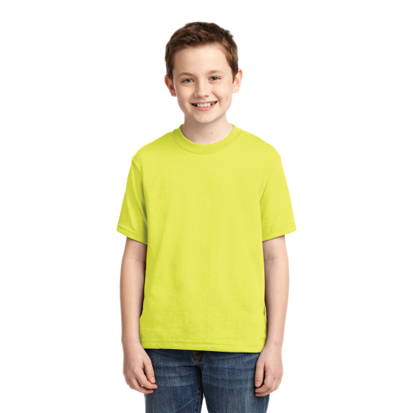 JERZEES - Youth Dri-Power 50/50 Cotton/Poly T-Shirt
