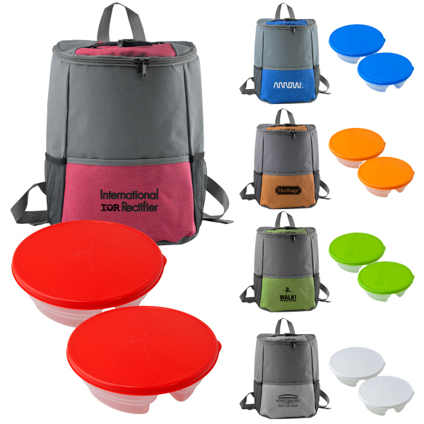 Sectional Backpack Set