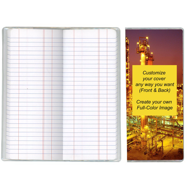 Full Color Long Tally Book