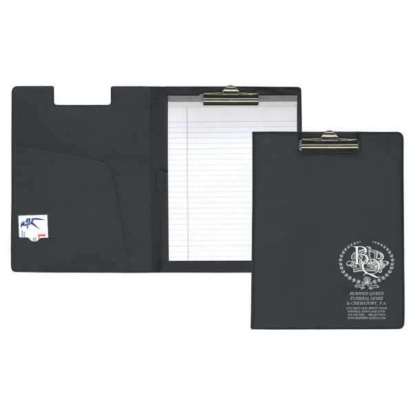 Senior Sizes Clipboard - Standard Vinyl Colors
