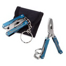 Blue Mini Tool With Pouch