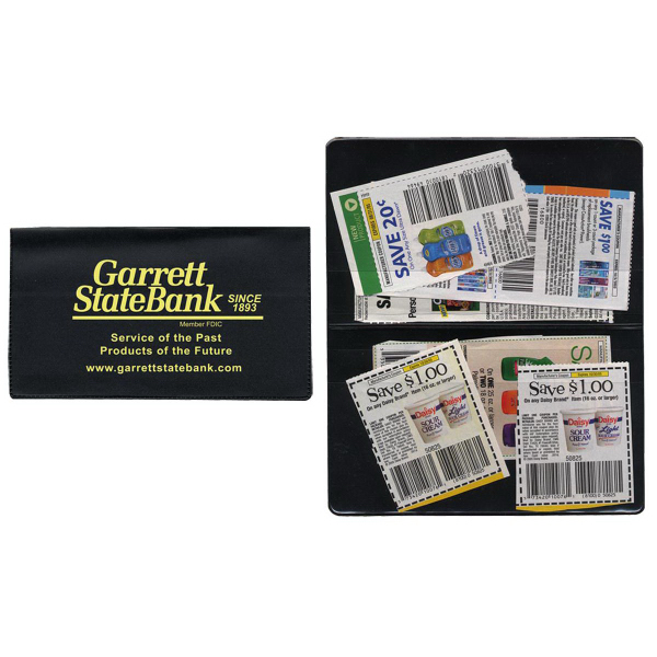 4-Pocket Coupon Cases
