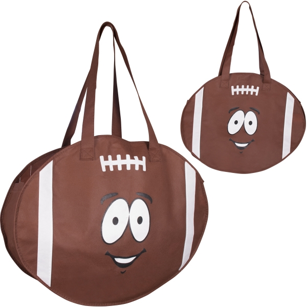 RallyTotes (TM) Football Tote