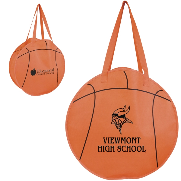 RallyTotes (TM) Basketball Tote