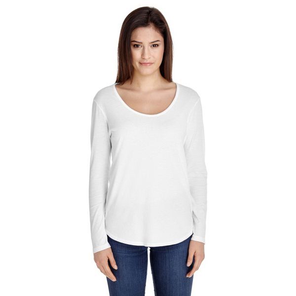 American Apparel - Ultra Wash Long-Sleeve T-Shirt