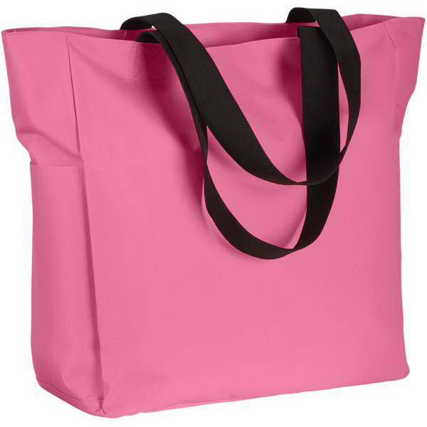 Bagedge - Big Accessories - Polyester Zip Tote