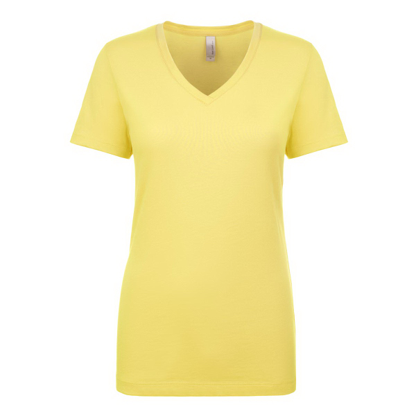Next Level Ladies' Ideal V Neck Tee