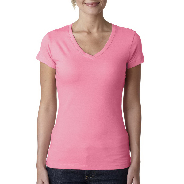 Next Level Ladies' Sporty V Neck Tee