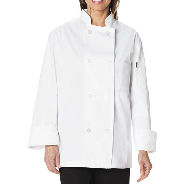 Dickies Chef Wear Classic Eight Button Chef Coat