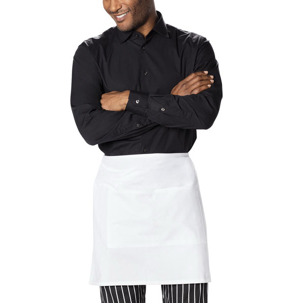 Dickies Chef Wear Half Bistro Waist Apron