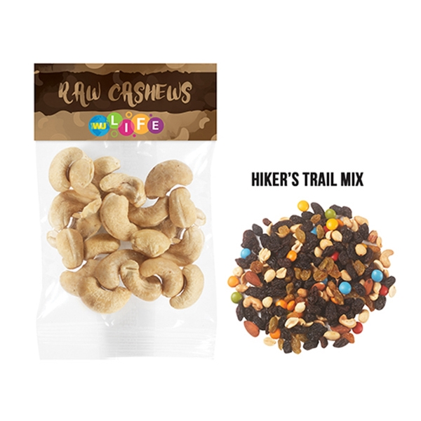 Hiker's Trail Mix in Header Bag (1 Oz.)