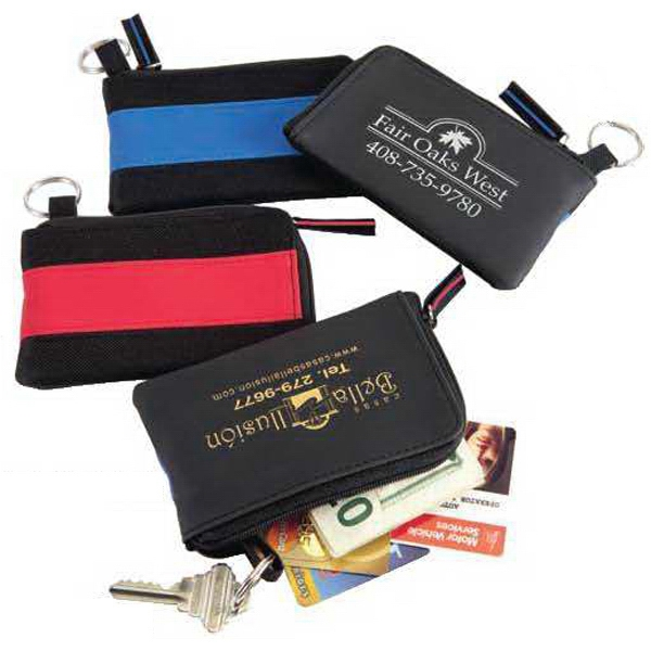 The Runway Zipper Wallet