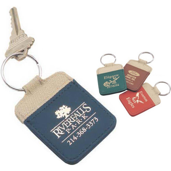 The Safari Key Tag