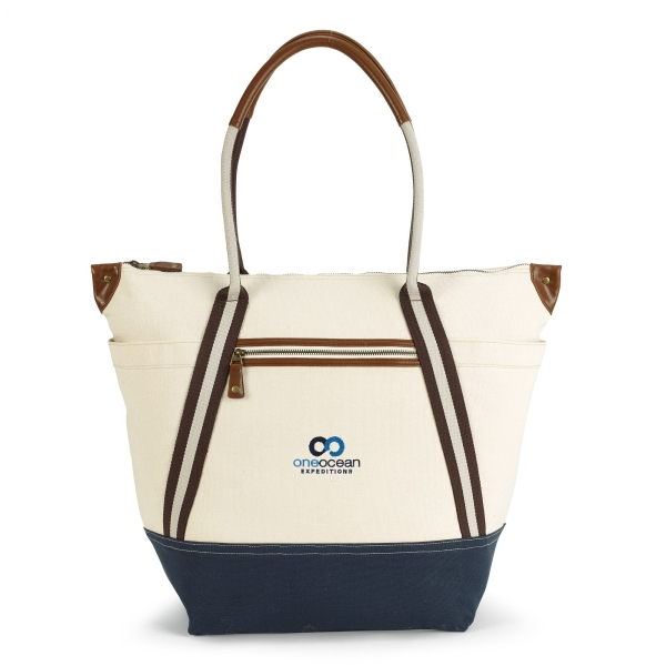 Heritage Supply(TM) Oasis Cotton Boat Tote