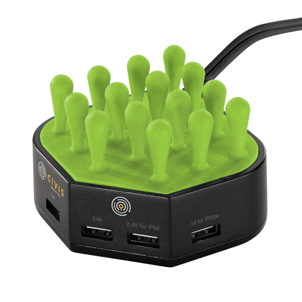 Brookstone(R) Desktop Charging Station