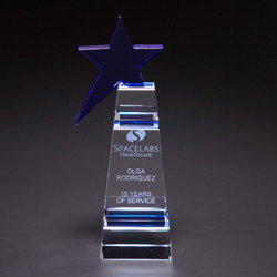 Blue Star Small Optically Perfect Award