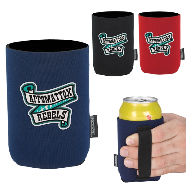 Handle Strap Koozie (R) Can Kooler