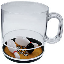 12oz Compartment Coffee Mug - Sports Themes