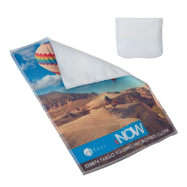 E-Z Import(TM) Foldable Microfiber Cloth