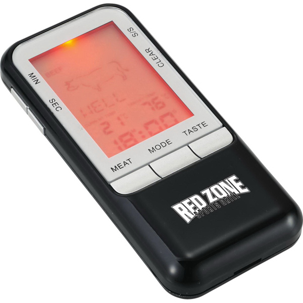 BBQ Thermometer with Wireless Remote