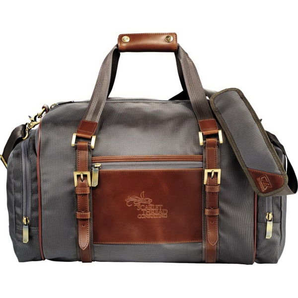 "Cutter & Buck(R) Bainbridge 20"" Duffel Bag"