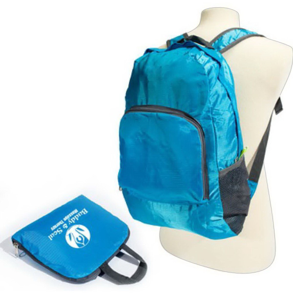 Matt Foldable Backpack