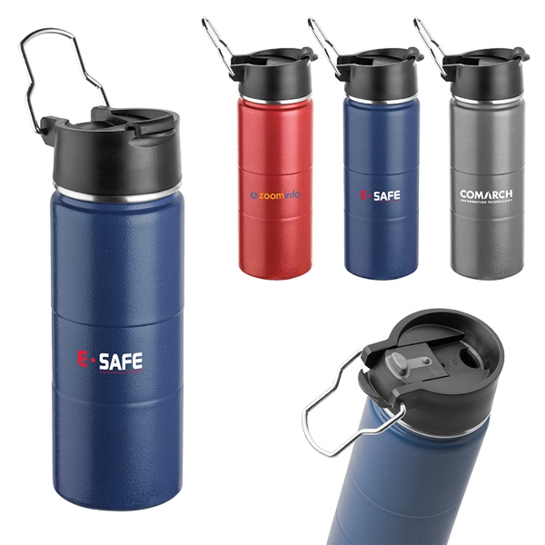 Mount Hood 19oz.Stainless Water Bottle