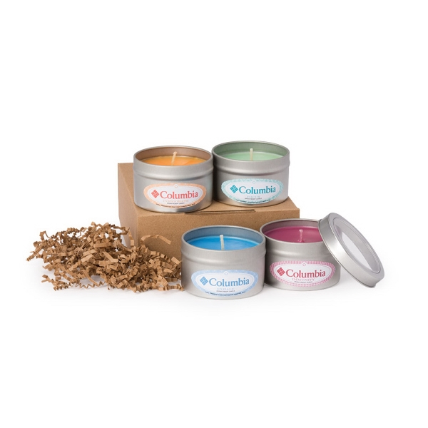 Aromatherapy Candle Collection