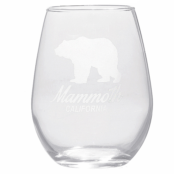 11.75 oz. Stemless Wine Glass