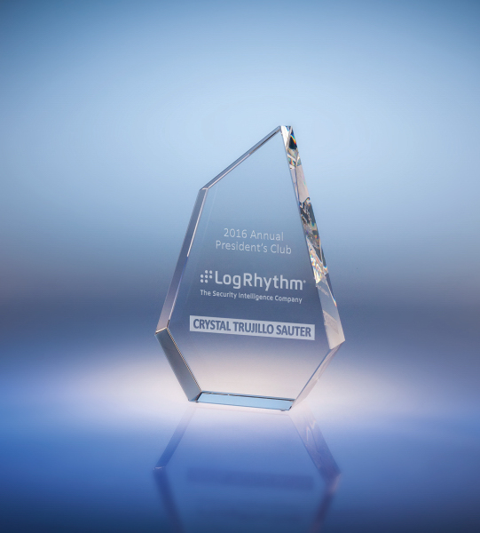 Epic Optic Crystal Award - Medium