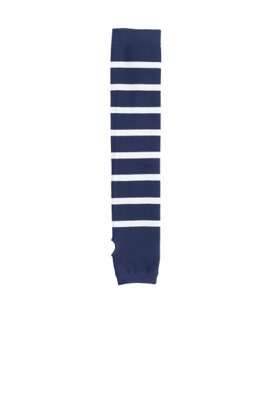 Sport-Tek Striped Arm Socks.