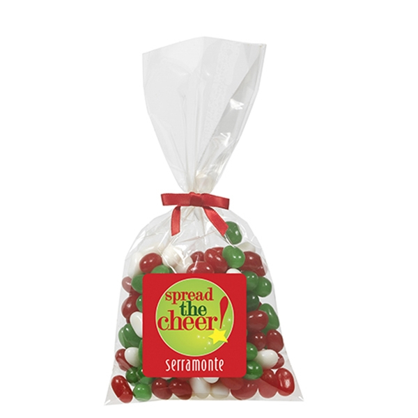 Mug Stuffer Bag / Holiday Gourmet Jelly Beans (5.5 oz.)