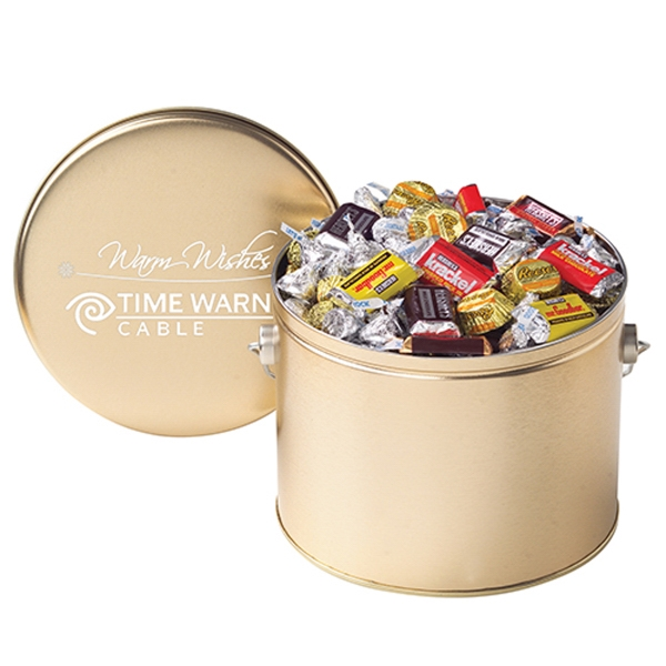 Hershey's (R) Everyday Mix / Half Gallon Tin