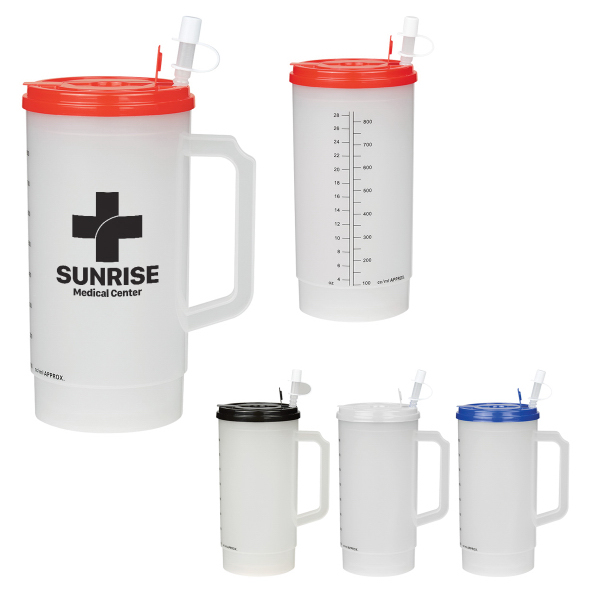 32 Oz. Measurement Tumbler