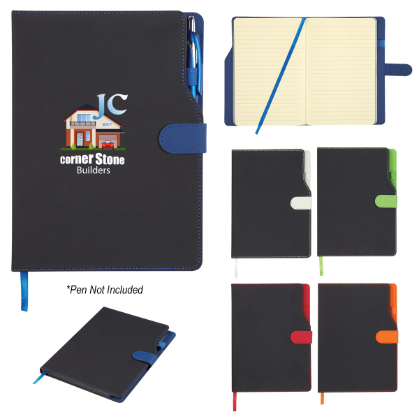 Hint Of Color Notebook