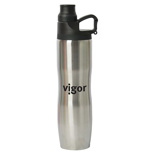MARCOTE 591 ML. (20 OZ.) STAINLESS STEEL BOTTLE