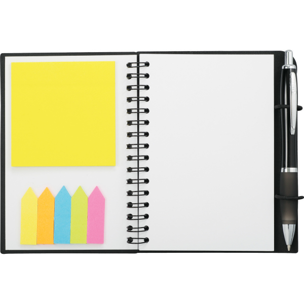 Scripto(R) Sticky Notes Jr. Journal Bundle Set