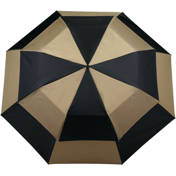 "55"" Totes(R) Auto Open Vented Golf Umbrella"