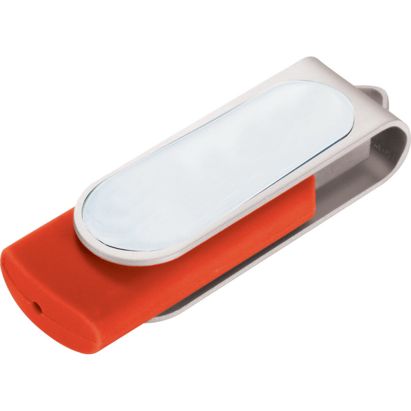 Domeable Rotate Flash Drive 8GB